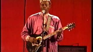 ALI FARKA TOURE Sevilla 1994 jornadas de Africa YouTube Videos