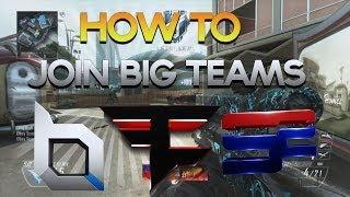 Tips to Join Big Clans - Trickshotting &...