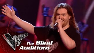 Chris Performs 'Prince Ali': Blind Auditions | The Voice UK 2018