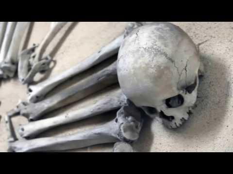THE BONE CHURCH - SKULL AND BONES