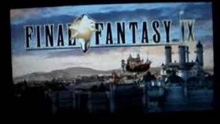 my PSP and Final Fantasy IX