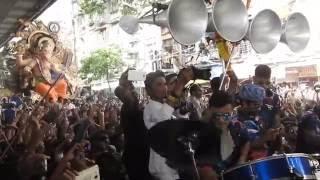 Lalbaug Beats At Chinchpoklicha Chintamani AAgman Sohla 2016