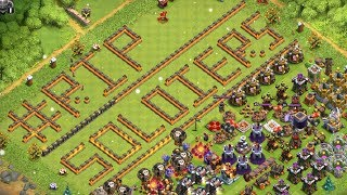 #TRIBUTE # FARMING ROAD TO MAX TH12, Clash of Clans India