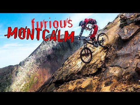 MONTCALM A VTT – Freeride extreme, DH, MTB – Ariège, Pyrénées, Pic d'Estat
