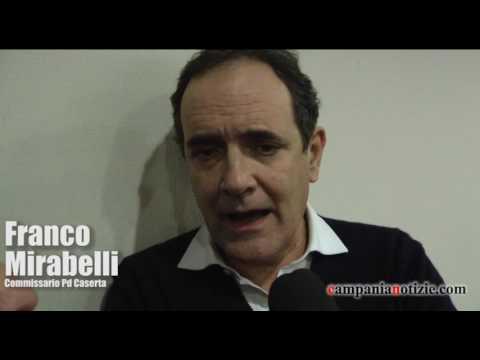 Pd Caserta, Mirabelli: fare tutti un passo indietro, apriamo tesseramento