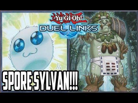 SPORE SYLVAN SYNCHRO! - Yu-Gi-Oh! Duel Links - #ZeroTG thumbnail