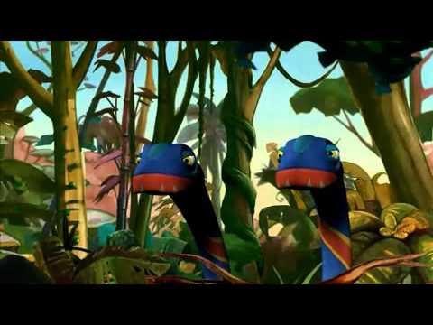 Cuentos de la Selva - Trailer Original