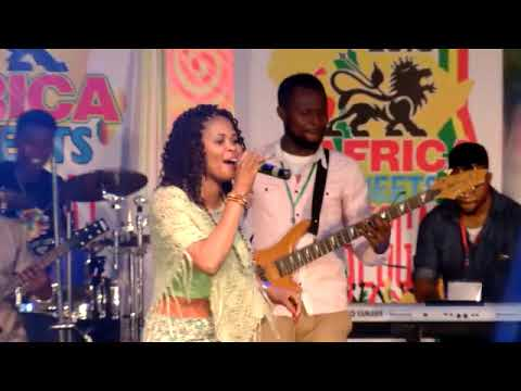 """Download FAITH OKOSUN (SUNNY OKOSUN'S DAUGHTER) """"AFRICAN SOLDIERS"""" (LIVE at AMR 2016)"""