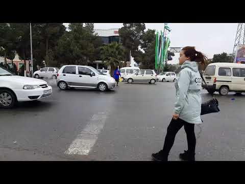 Termiz Shaxar / город Термез 2018