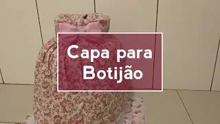 Como Fazer Capa Para Botijão