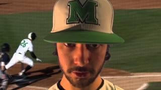 2016 Marshall University Baseball Video