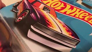 Hot Wheels 1971 Mustang Funny Car (2019 HW Flames)