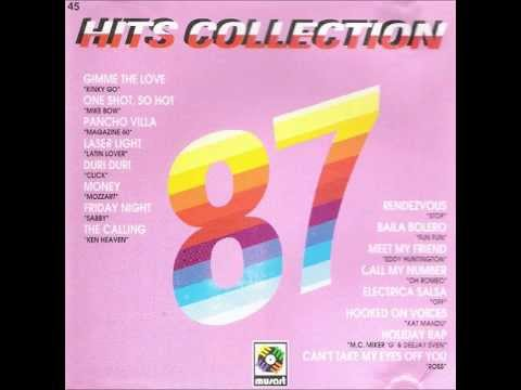DISCO HITS COLLECTION 87 HNG Mexico