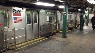 New York Subway - Old South Ferry Station (2014)