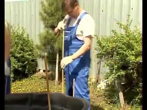 Как сделать пруд - небольшой искусственный водоем на даче самостоятельно