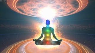 Разблокируйте все 7 чакр медитация глубокого сна очищающая аура расслабляющая музыка чтобы спать