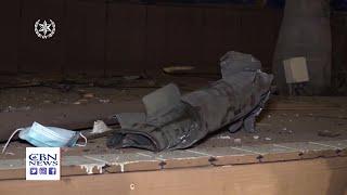 Am văzut căzând bombe și mortiere | Știre Jerusalem Dateline | Alfa Omega TV