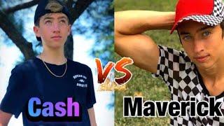 Cash And Maverick TikTok Compilation!!