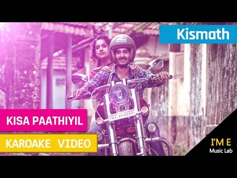 Kisa Pathiyil (Kismath) | Karaoke With Lyrics In Video