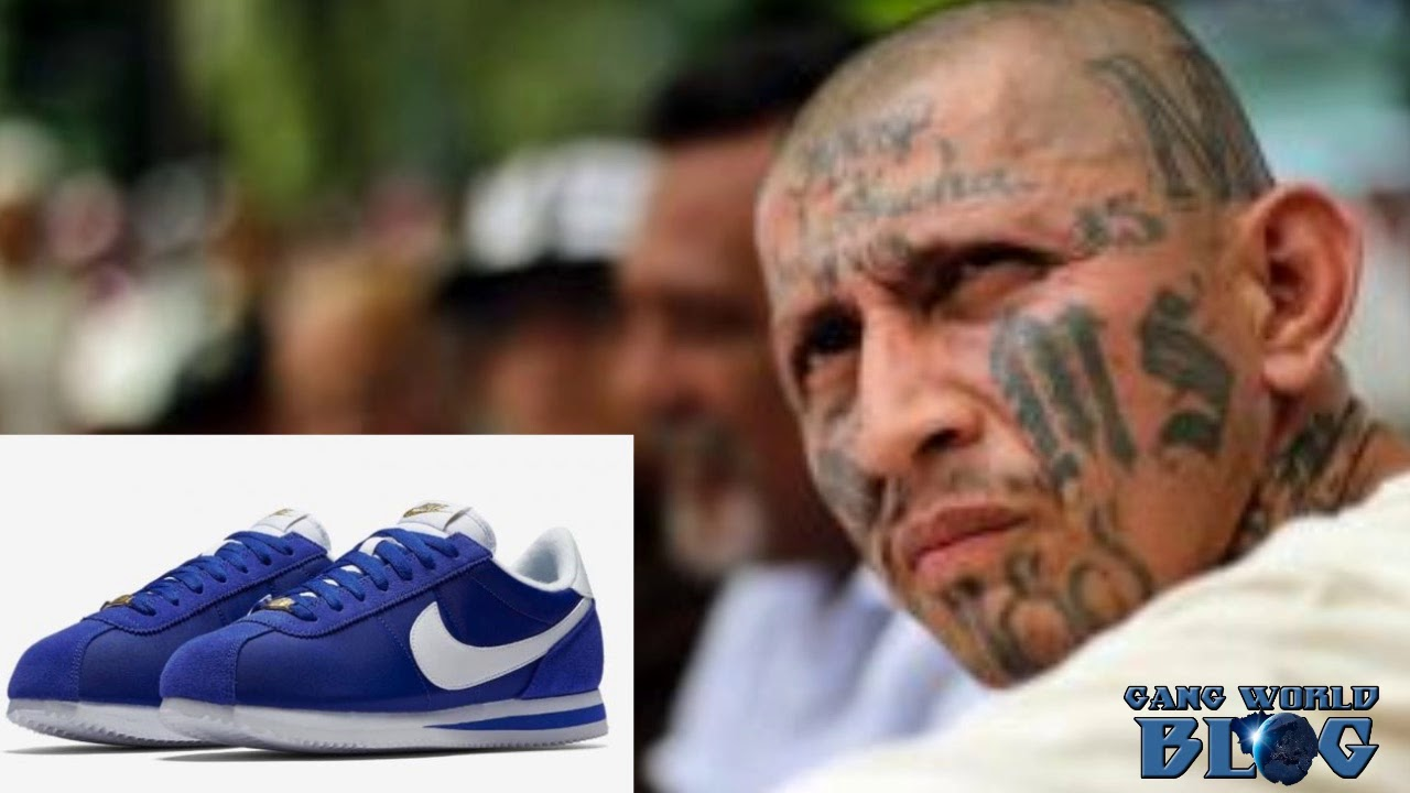 save off e9712 cec2d ... czech cops using sneakers to spot ms 13 members a9fad 5c361
