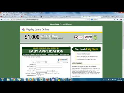 Bad Credit Loans Not Payday Loans from YouTube · High Definition · Duration:  1 minutes 18 seconds  · 16 views · uploaded on 11/29/2012 · uploaded by MrSooking