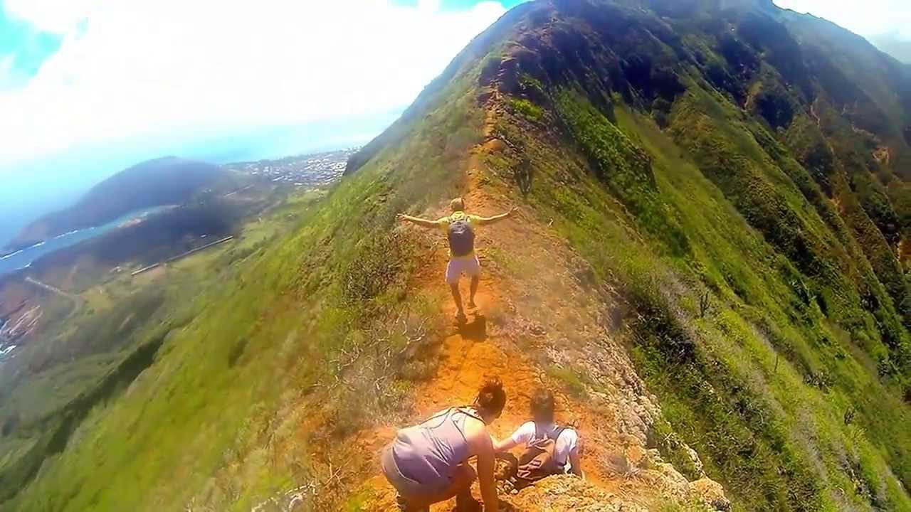 Charmant Koko Crater Botanical Garden, Koko Head, Oahu, Hawaii GoPro Hero3 Black  Edition   YouTube