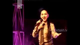 Армянка красавица поет про победу Армян в Нагорном Карабахе!!!!!