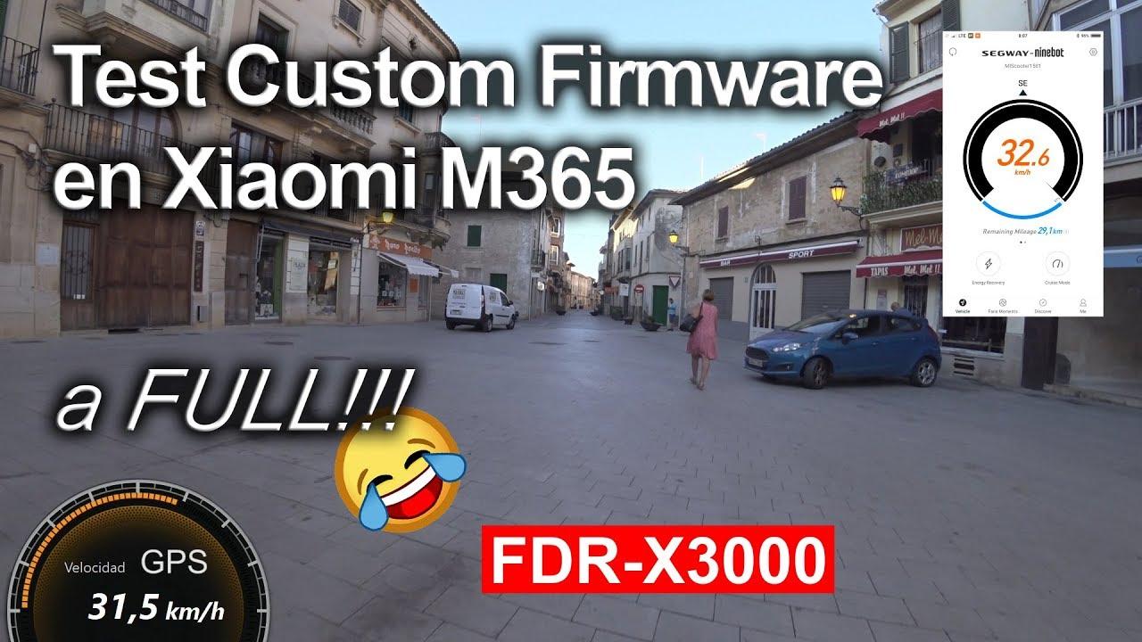 Xiaomi m365 cfw