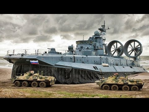 Russian Military Power 2016 Navy force air land army in drills 俄羅斯軍事實力海陸空實戰演習