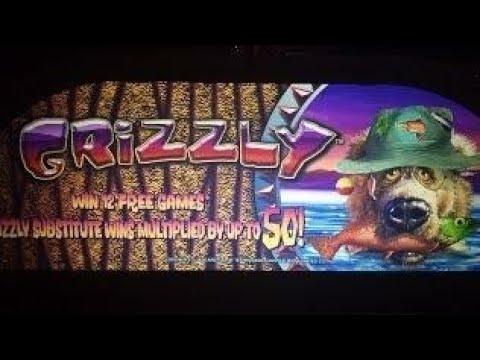 **Grizzly Slot Machine Bonus**