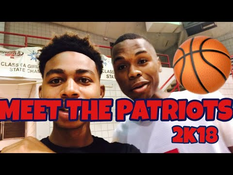 FORESTHILL HIGH SCHOOL MEET THE PATRIOTS 2k18!!