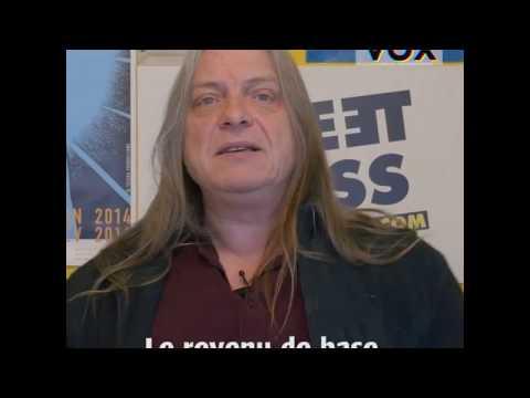 """Franck Lepage : """"Le revenu universel est une mesure de droite"""""""