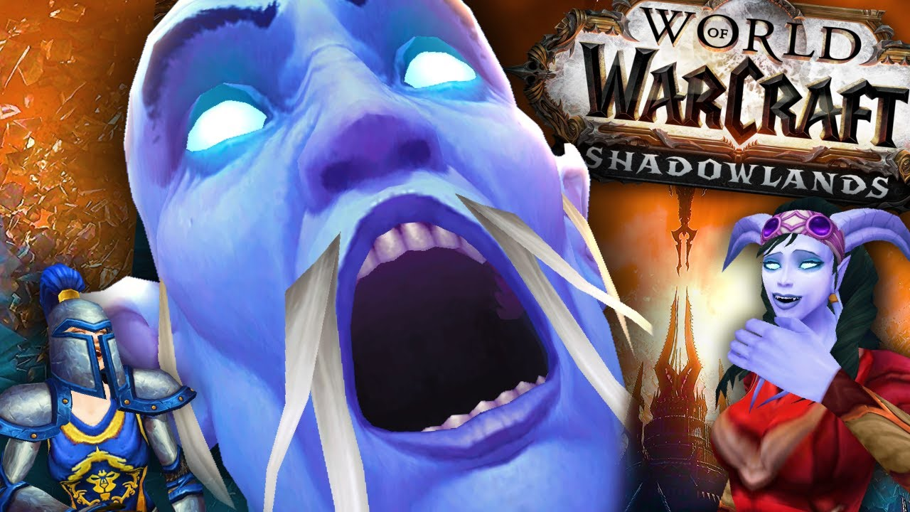Warning Roleplayers about Shadowlands | World of Warcraft Roleplay thumbnail