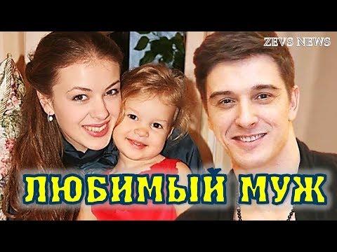 Единственный мужчина и очаровательная дочь красавицы актрисы Олеси Фаттаховой