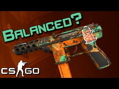Tec 9 Update & Pistol Revamp!