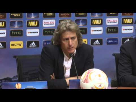 Benfica vs Chelsea - Jorge Jesus post-match press conference
