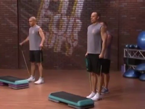 Military Fitness - Resistance Band Circuit Training