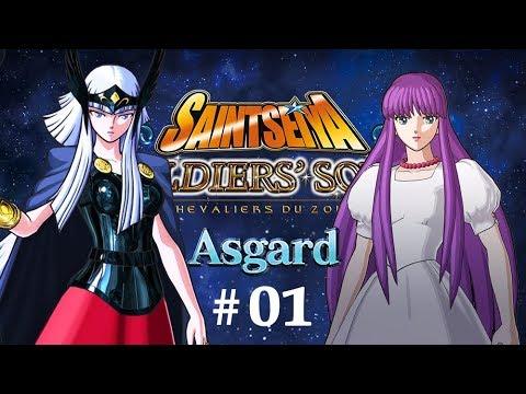 Saint Seiya Soldiers' Soul - Asgard - Episode 1