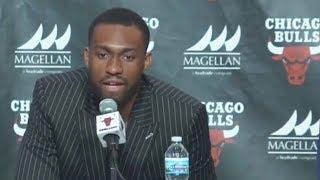 NBA Reporter Disses Derrick Rose and Jabari Parker Shuts Him Down