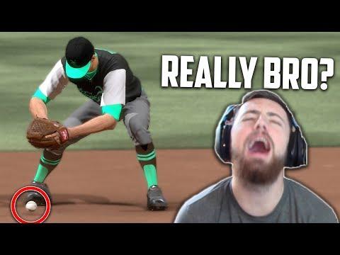 Cal Ripken Jr. Did This?! MLB The Show 17 | Battle Royale