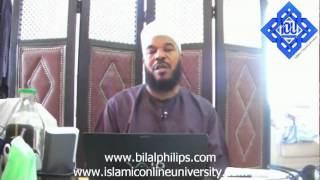 Is Harun Yahya an Idolater- Sh. Dr. Bilal Philip.flv