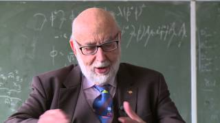 François Englert talks Higgs bosons and supersymmetry