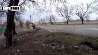 Ополченцы видео штурм Углегорск ДНР ЛНР полная версия