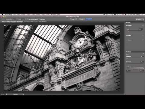 New Features Adobe Photoshop CS6 Thai