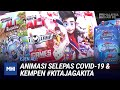 Animasi Selepas COVID-19 & Kempen #KitaJagaKita Ejen Ali | MHI 1 September 2020