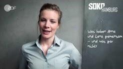 Anna von Haebler – Kurzinterview zu ihrer Rolle als Lena Testorp in der SOKO Hamburg