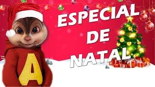 Baixar Bate o sino pequenino, Então é natal, Noite feliz | Alvin e os Esquilos