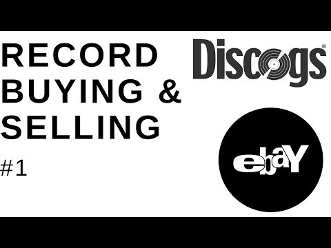 (1/2) Buying & Selling Records on Discogs