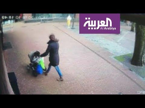 تفاعلكم: شاهد سيدة وطفلها ينجوان من موت محقق  - نشر قبل 1 ساعة