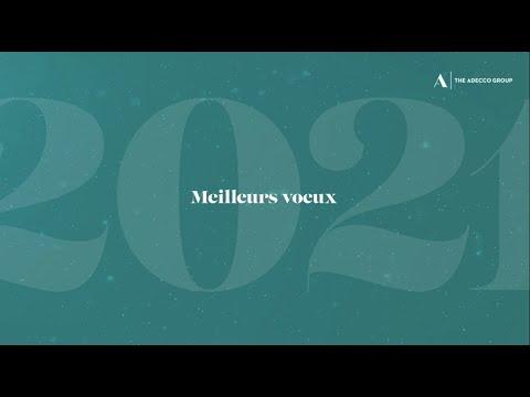 Nous vous souhaitons une belle année 2021 !